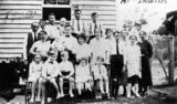 Picture relating to Yuleba - titled 'Irwin family from Yuleba, near Roma, Queensland'